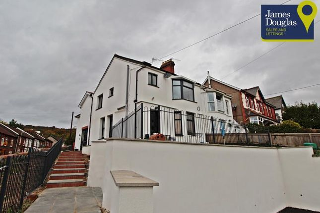 Thumbnail Shared accommodation to rent in Penygarn, New Park Terrace, Trefforest, Pontypridd -