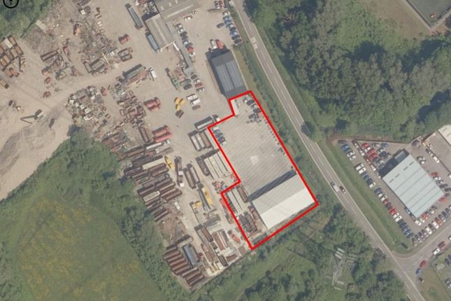 Thumbnail Industrial to let in Nash Road Logistics Depot, Newport