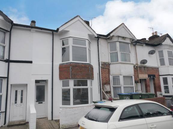 Thumbnail Flat for sale in Earls Road, Southampton