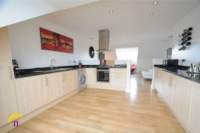 Thumbnail Flat to rent in 26 Corporation Road, Beverley