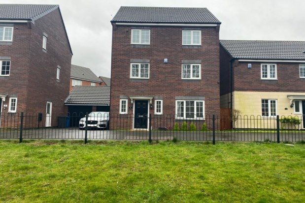 Thumbnail Property to rent in Homerton Vale, Derby