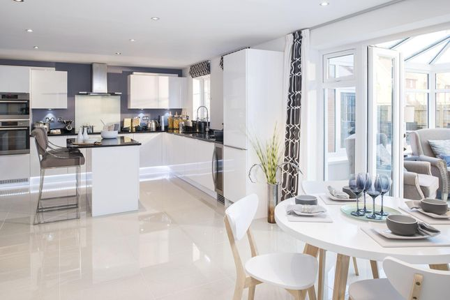 """Thumbnail Detached house for sale in """"Lichfield"""" at Station Road, Langford, Biggleswade"""