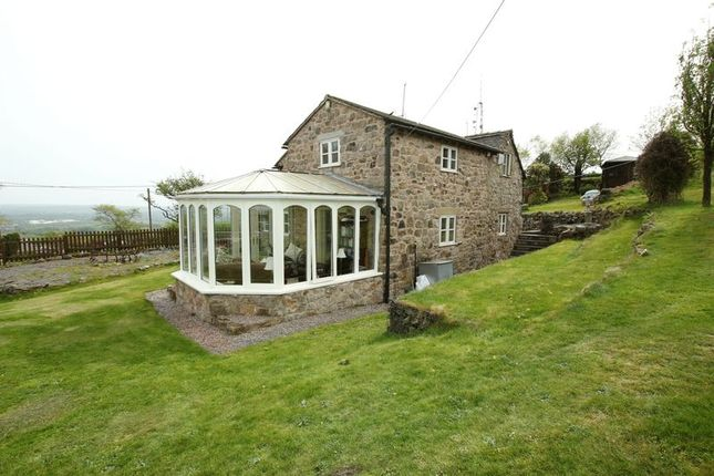 Thumbnail Detached house for sale in Castle Road, Mow Cop, Stoke-On-Trent