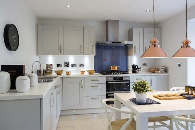 """3 bedroom detached house for sale in """"Ravenscraig"""" at South Larch Road, Dunfermline"""