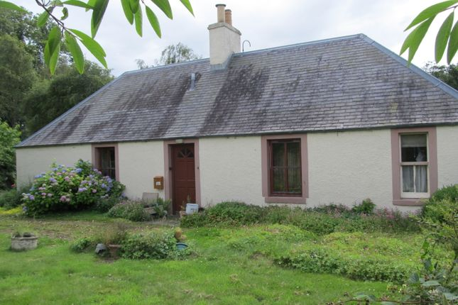 2 bed bungalow for sale in Ormiston Mains Farm Cottage, Kelso TD5