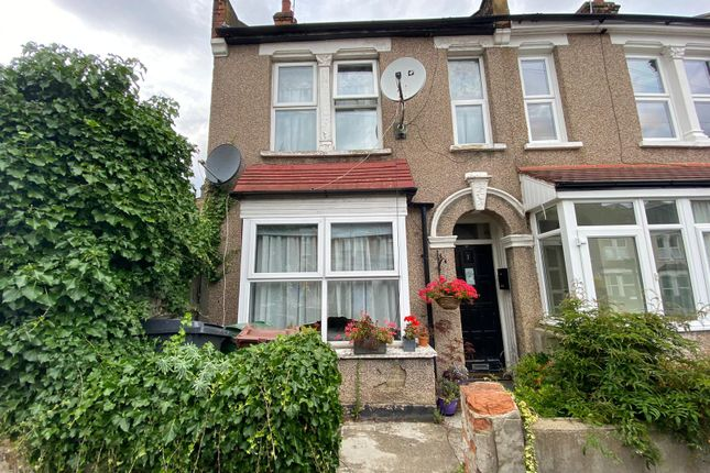 Thumbnail End terrace house to rent in Turner Road, London