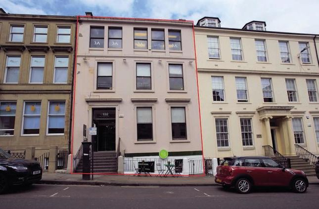 Thumbnail Office for sale in West Regent Street, Glasgow