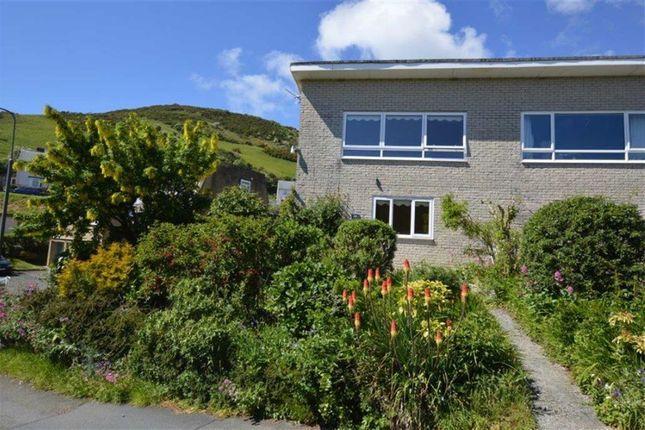 Thumbnail Semi-detached house for sale in Sunlea, 1B, Mynydd Isaf, Aberdyfi, Gwynedd