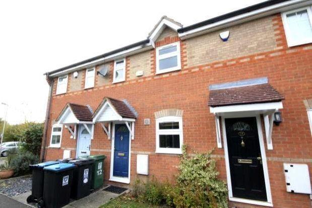 Thumbnail Terraced house to rent in Quendell Walk, Hemel Hempstead Industrial Estate, Hemel Hempstead