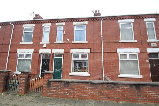 2 bed terraced house for sale in Stanway Street, Stretford, Manchester