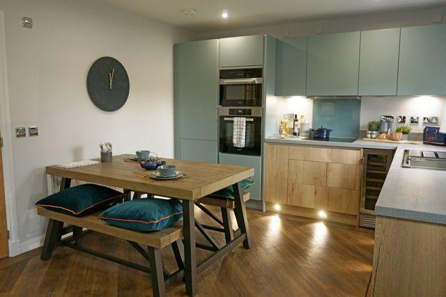 Thumbnail Mews house for sale in Kersebonny Road, Stirling 9Pn