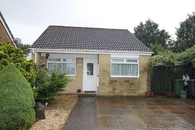 Thumbnail Detached bungalow for sale in Batley Court, North Common, Bristol