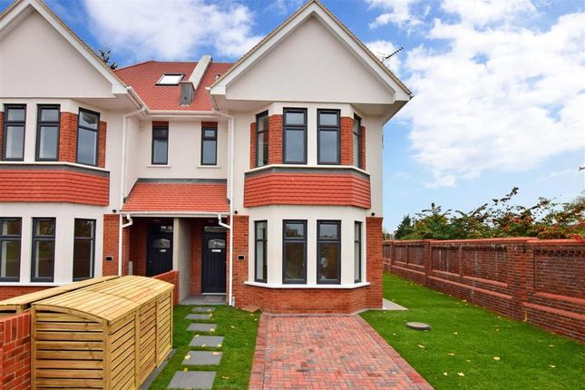 Thumbnail Semi-detached house for sale in Seagry Road, London