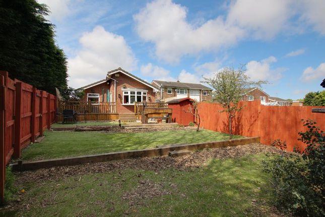 Thumbnail Detached bungalow for sale in Hawthorn Drive, Jarrow
