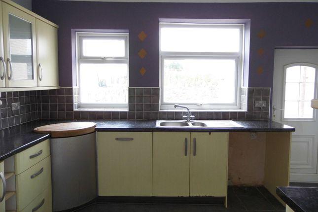 Kitchen of Byerley Road, Shildon DL4