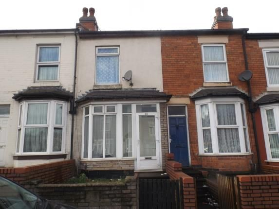 Thumbnail Terraced house for sale in Bordesley Green Road, Bordesley Green, Birmingham, West Midlands