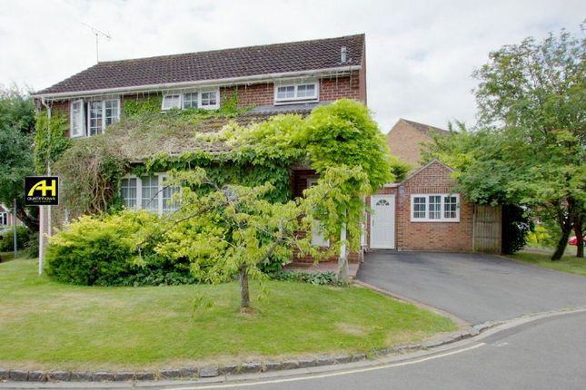 Thumbnail Detached house for sale in Sainsbury Close, Andover