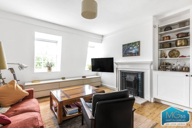 Thumbnail Flat to rent in Fortis Green, London