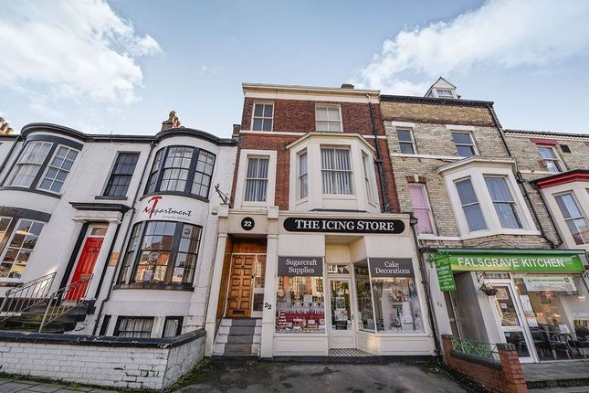 Thumbnail Flat to rent in Falsgrave Road, Scarborough