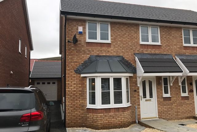 Thumbnail Property for sale in Copper Beech Drive, Tredegar