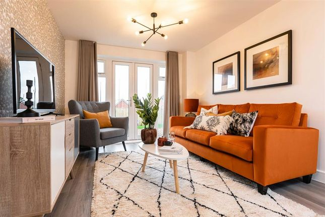 """Thumbnail Detached house for sale in """"The Yewdale - Plot 122"""" at Peckham Chase, Eastergate, Chichester"""