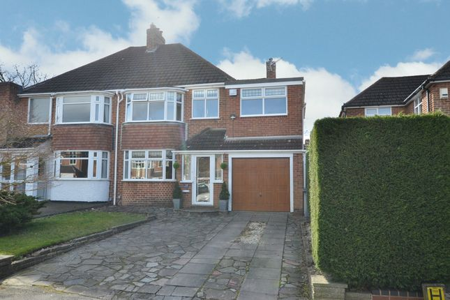 4 bed semi-detached house for sale in Witherford Croft, Solihull B91