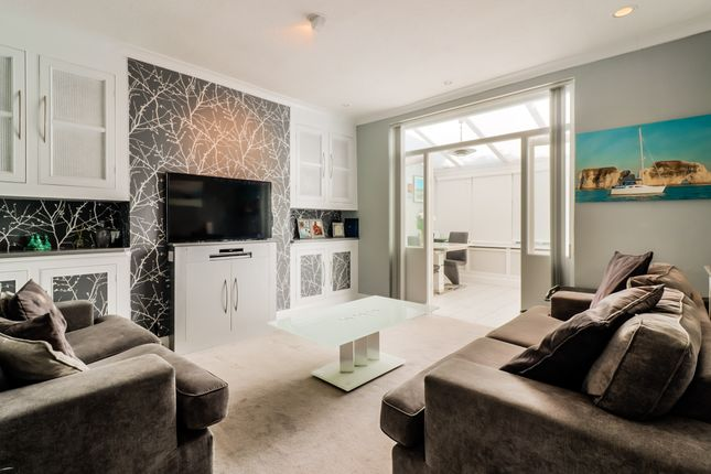 Thumbnail Semi-detached house for sale in Mount Echo Drive, London