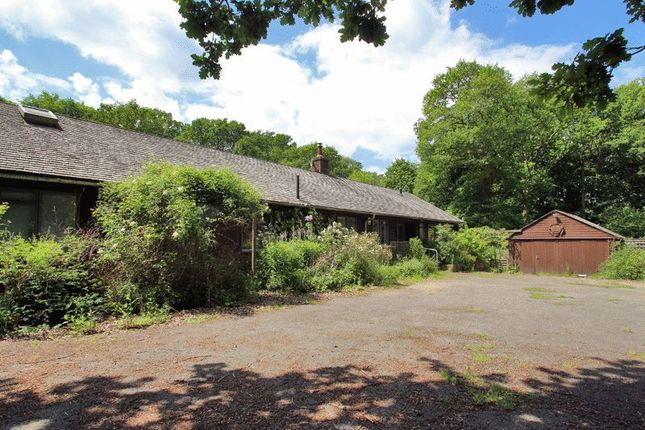 Thumbnail Land for sale in Plot 1, Rystwood Road, Forest Row