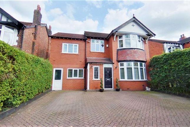 Thumbnail Detached house for sale in Bramhall Lane, Davenport, Stockport
