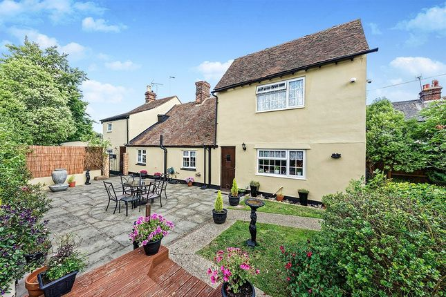 Thumbnail Detached house for sale in Island Road, Upstreet, Canterbury, Kent