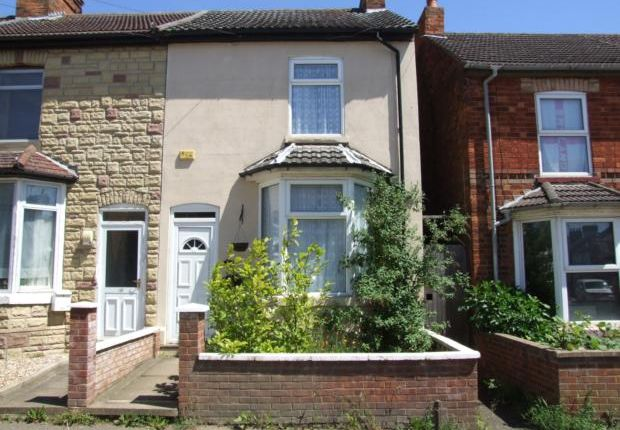 Thumbnail Terraced house to rent in Cromwell Road, Rushden