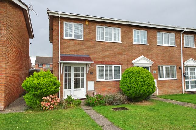 2 bed end terrace house for sale in Hazelwell Road, Nottage, Porthcawl CF36