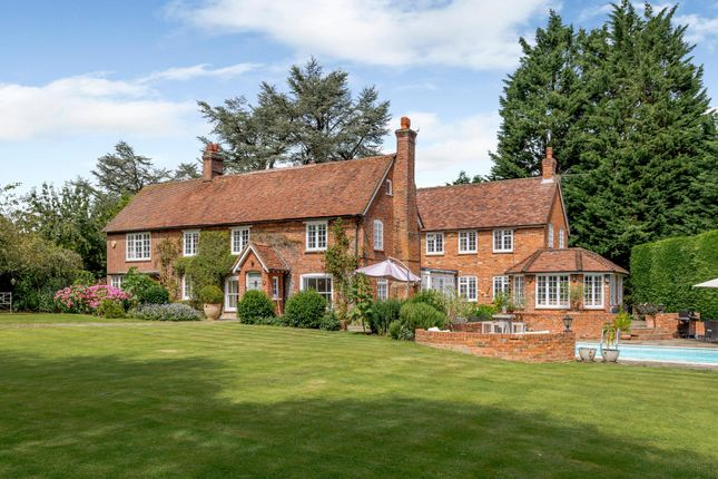 Thumbnail Detached house for sale in Little Hampden, Great Missenden, Buckinghamshire