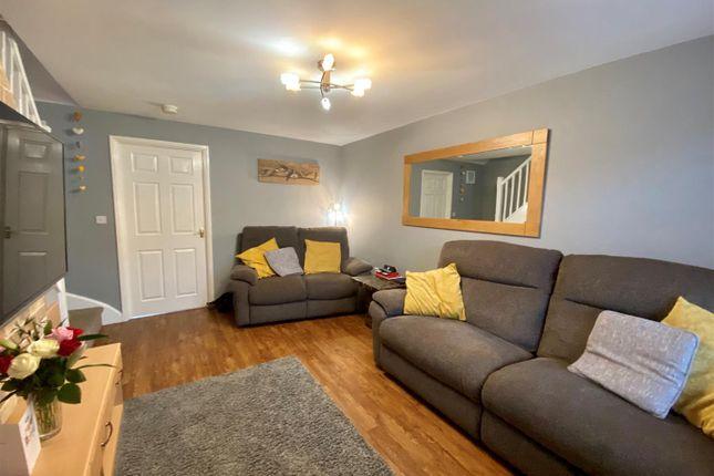 Lounge of Whitington Close, Little Lever, Bolton BL3