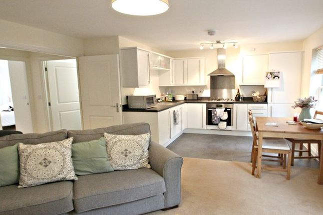Thumbnail Flat to rent in Winton Close, Winchester