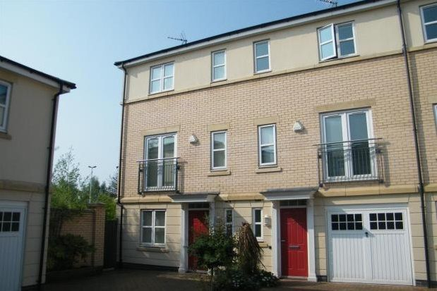 Thumbnail Semi-detached house to rent in The Quays, Castle Quay Close, Nottingham