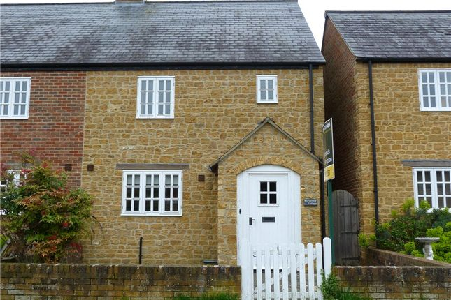 Thumbnail Semi-detached house to rent in Buttle Close, Shepton Beauchamp, Ilminster, Somerset