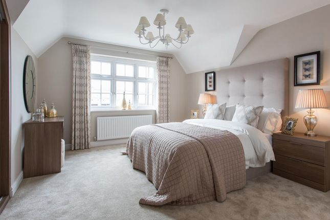 Thumbnail Detached house for sale in Macclesfield Road, Congleton, Cheshire
