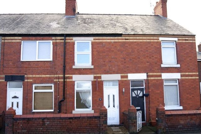 Thumbnail Terraced house to rent in Maelor Road, Johnstown, Wrexham