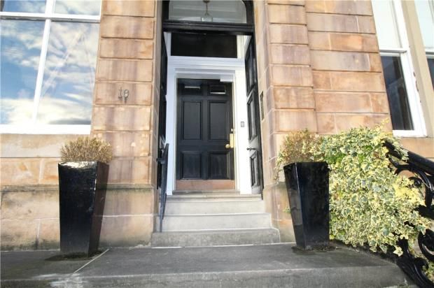 Thumbnail Flat to rent in 16 Woodlands Terrace, Lanarkshire, Glasgow