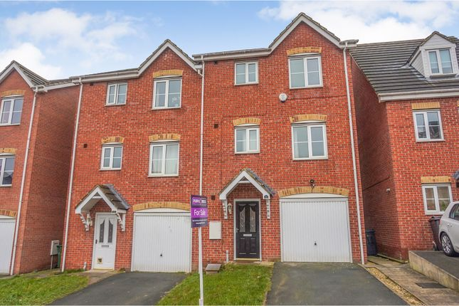 Thumbnail Semi-detached house for sale in Roxburgh Mews, Leeds