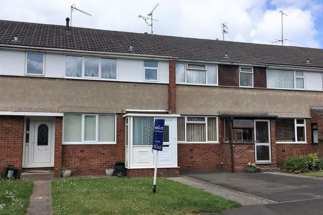 Thumbnail Terraced house for sale in Farm View, Taunton
