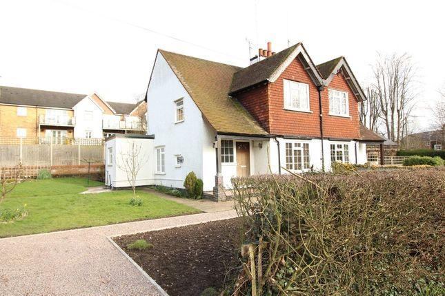 Thumbnail Semi-detached house to rent in Ebberns Road, Hemel Hempstead