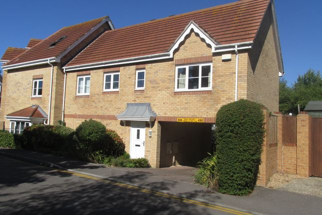 Thumbnail End terrace house to rent in The Tollgate, Fareham