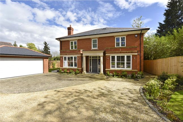 Thumbnail Detached house for sale in Reading Road, Shiplake, Henley-On-Thames, Oxfordshire