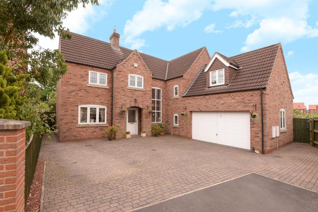 Thumbnail Detached house for sale in Lock Keepers Way, Louth