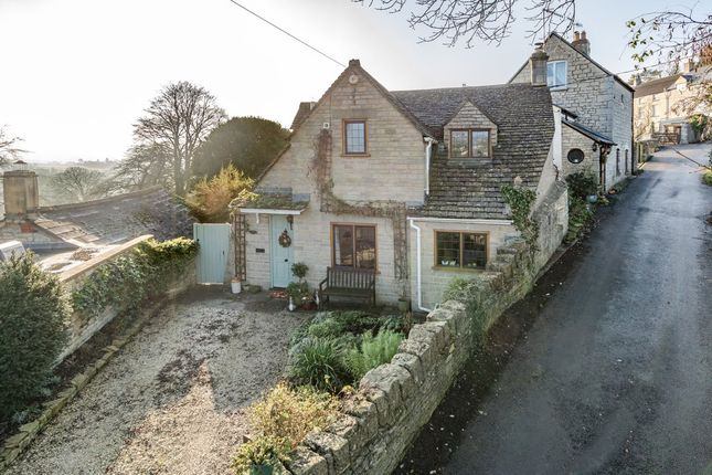 Thumbnail Cottage for sale in Halfway Pitch, Pitchcombe, Stroud