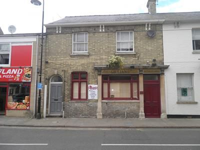 Thumbnail Restaurant/cafe to let in Giuliano's 10 East Street, Crowland, Peterborough