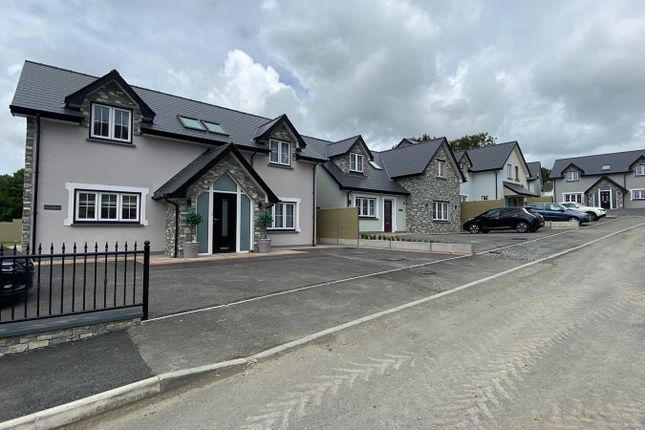 Thumbnail Detached house for sale in Caeberllan, Newcastle Emlyn