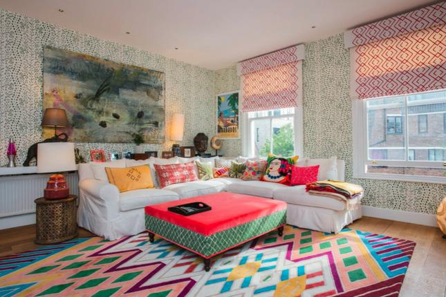 Thumbnail Flat to rent in 212 Kensington Park Road, London